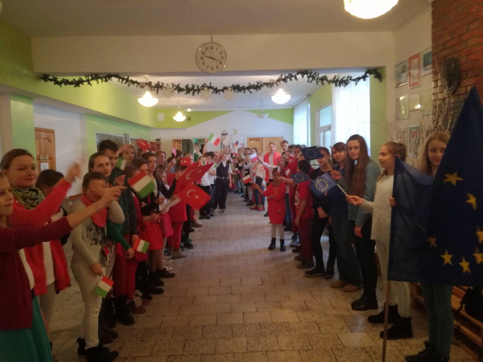 Erasmus: dicembre Polonia