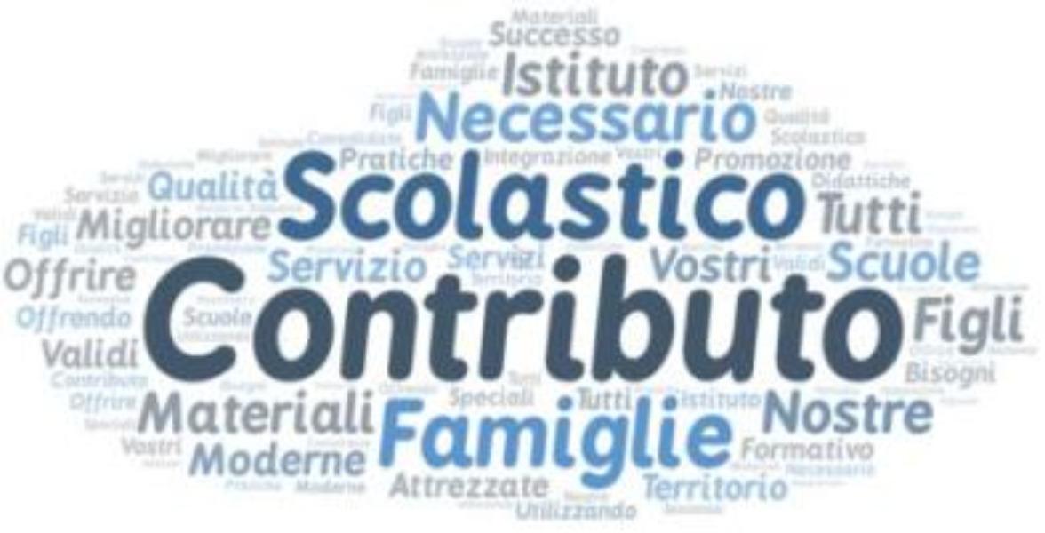Contributo scolastico delle famiglie