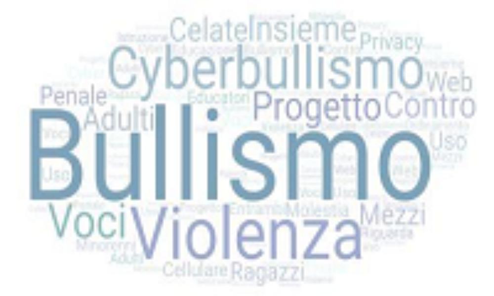 Bullismo e cyberbullismo  2018-19